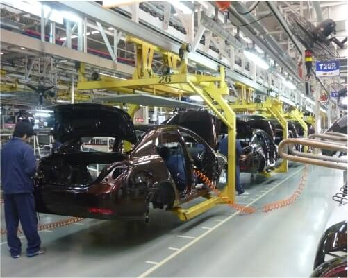 Packaging Solution Auto industry
