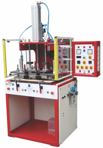 Hot-Profile-Stamping-Machine
