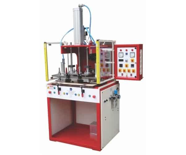 Hot profile stamping machine