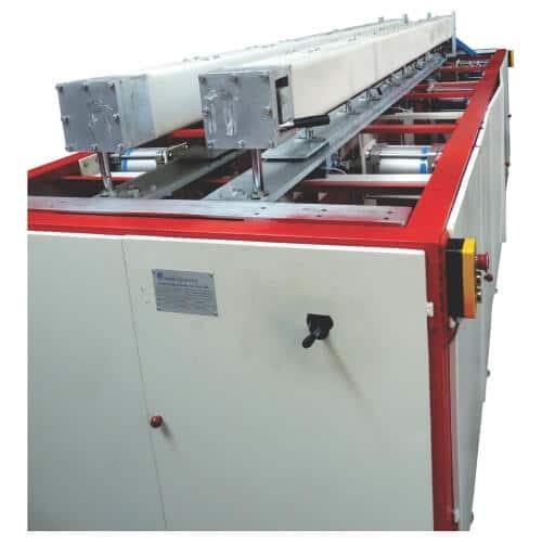 Plastics Sheet Joining Welding Machine
