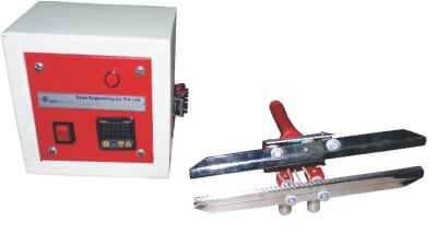 Portable Handy Sealer – Hot Bar Type