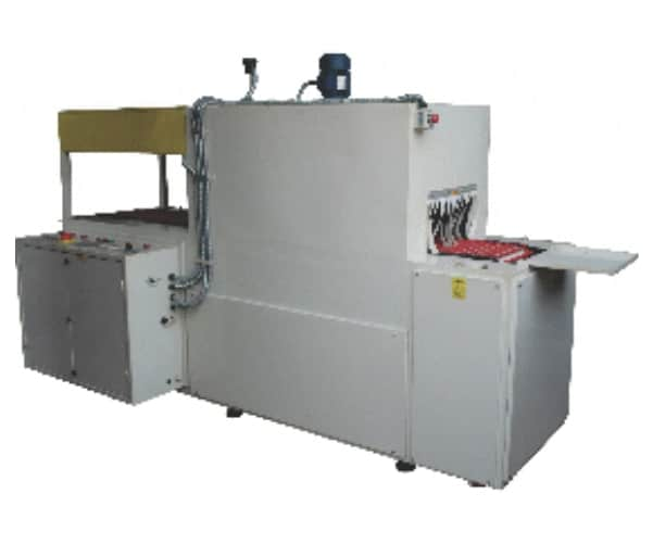 SHRINK PACKAGING MACHINE TUNNEL TYPE